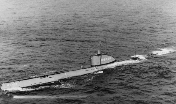 Submarine 1310431