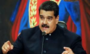 Βενεζουέλα: «Φάρσα» η επανεκλογή Μαδούρο