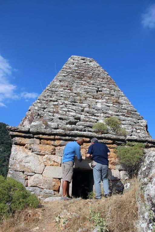 Συγκλονιστική ανακάλυψη: Βρέθηκε ο τάφος του Διαγόρα (Pics)