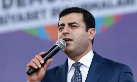 Τουρκία: Απερίφθη αίτημα αποφυλάκισης του Ντεμιρτάς
