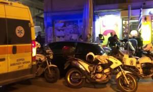 Αιματηρή συμπλοκή στη Θεσσαλονίκη - 23χρονος μαχαιρώθηκε σε στήθος και λαιμό (vid)
