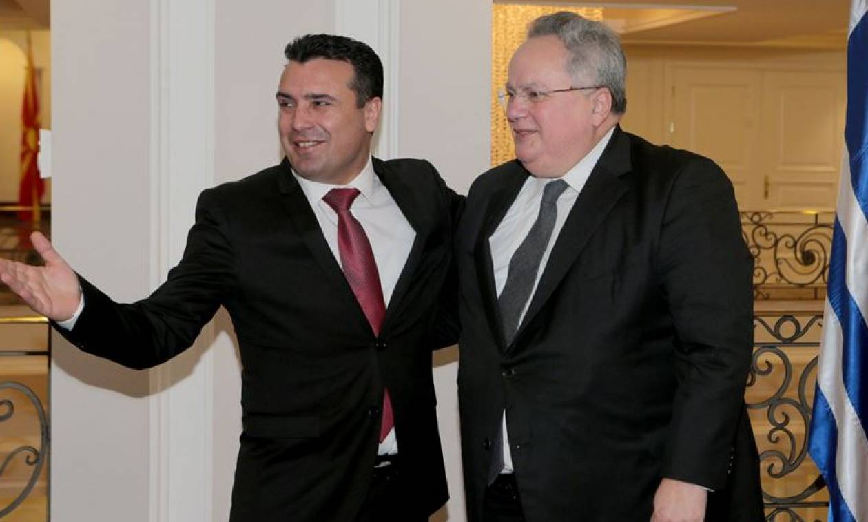 Θρίλερ με το Σκοπιανό: Επιμένουν για τη «Μακεδονία του Ίλιντεν» Ζάεφ και Ντιμιτρόφ