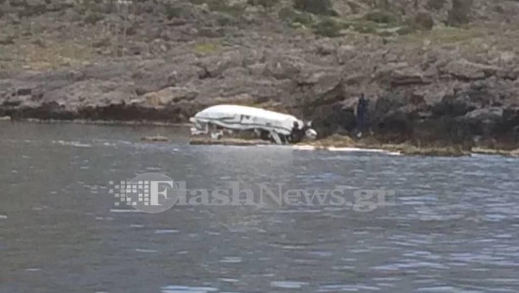 Τραγωδία στα Σφακιά: Ο τραυματίας δεν γνωρίζει ότι σκοτώθηκαν οι φίλοι του στο ναυτικό δυστύχημα