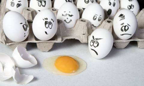 Δείτε πόσο θα μειώσετε τον κίνδυνο εγκεφαλικού & θανάτου αν τρώτε ένα αυγό τη μέρα!