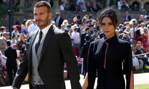 Τα 5 μαθήματα στυλ που παρέδωσε ο David Beckham στο βασιλικό γάμο! (pics)