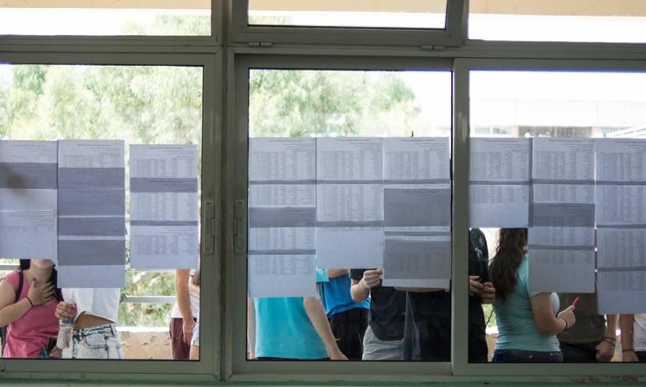 Πανελλήνιες - Πανελλαδικές 2018: Αναρτήθηκαν τα Μηχανογραφικά για τις εξετάσεις