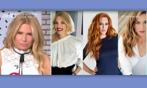 Το πρωινό «άναψε φωτιές»: Καγιά - Χρηστίδου - Ζυγούλη μαλλιοτραβιούνται για το Next Top Model