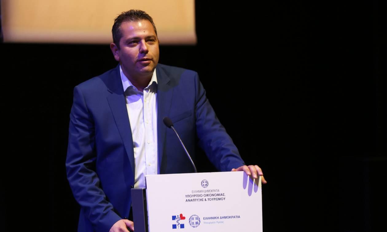 ΕΟΠΥΥ: Συνεργασία Ελλάδας – Κύπρου στην υγεία με υπογραφή Μπερσίμη