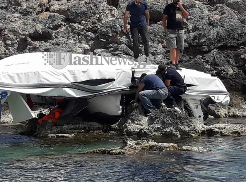 Κρήτη: Αισιοδοξία για τον 31χρονο που επέζησε από το τραγικό δυστύχημα με το ταχύπλοο