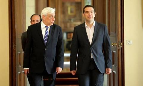 Ο Αλέξης Τσίπρας θα επισκεφτεί τον Προκόπη Παυλόπουλο στο νοσοκομείο