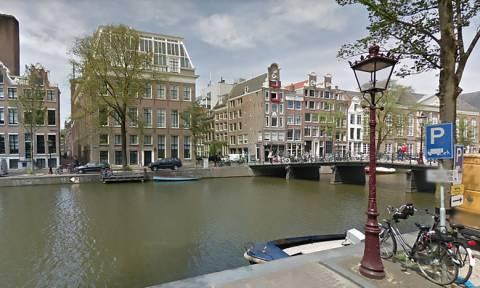 Απίστευτη τραγωδία στο Άμστερνταμ: Πήγε να ουρήσει σε κανάλι και πνίγηκε!