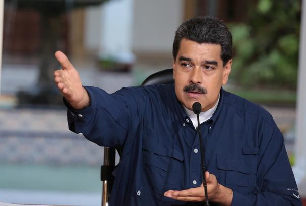USA VENEZUELA SANCTIONS