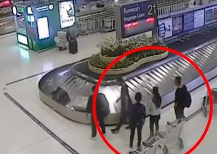 Συναγερμός - Απήγαγαν γυναίκα μέσα σε αεροδρόμιο: Το βίντεο - ντοκουμέντο που προκαλεί σοκ
