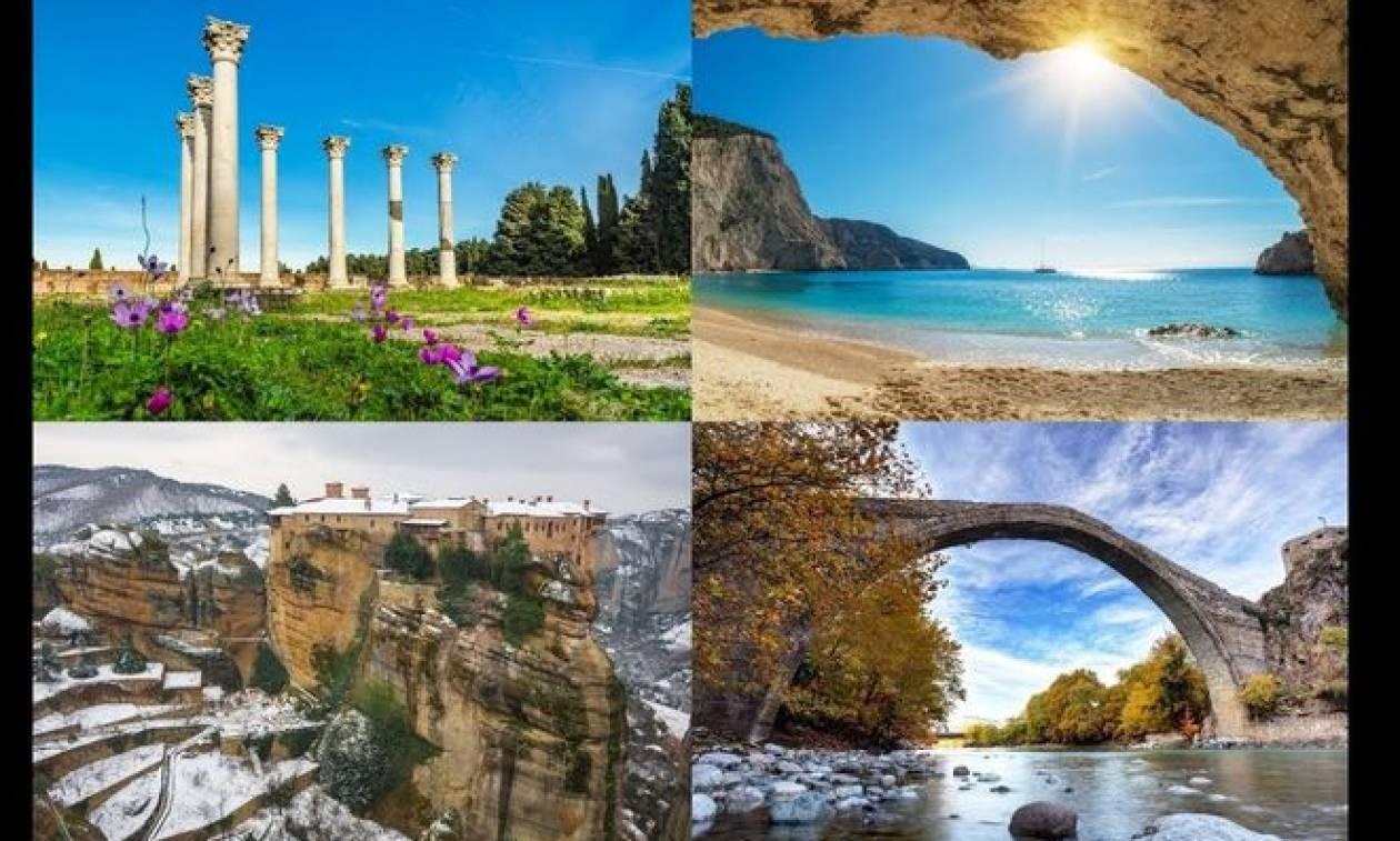 ΕΟΤ: Φέρνει 587 bloggers από 27 χώρες για να προωθήσουν τις ομορφιές της Ελλάδας