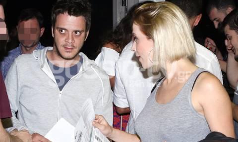Νάντια Μπουλέ: Στη συναυλία της Lara Fabian με γοητευτικό συνοδό!
