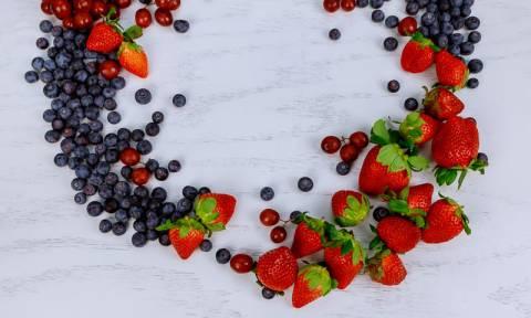 Οι τροφές που «φρενάρουν» τη γήρανση των πνευμόνων (εικόνες)