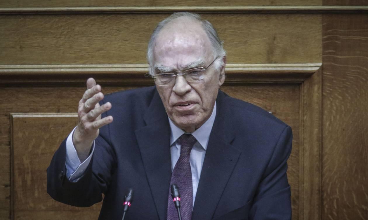 Λεβέντης στη Βουλή: Μην παραδώσετε το όνομα «Μακεδονία» στα Σκόπια (vid)
