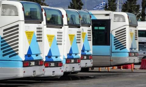 Τραβούν «χειρόφρενο» τα λεωφορεία: Στάση εργασίας και απεργία από τους εργαζόμενους του ΟΑΣΑ