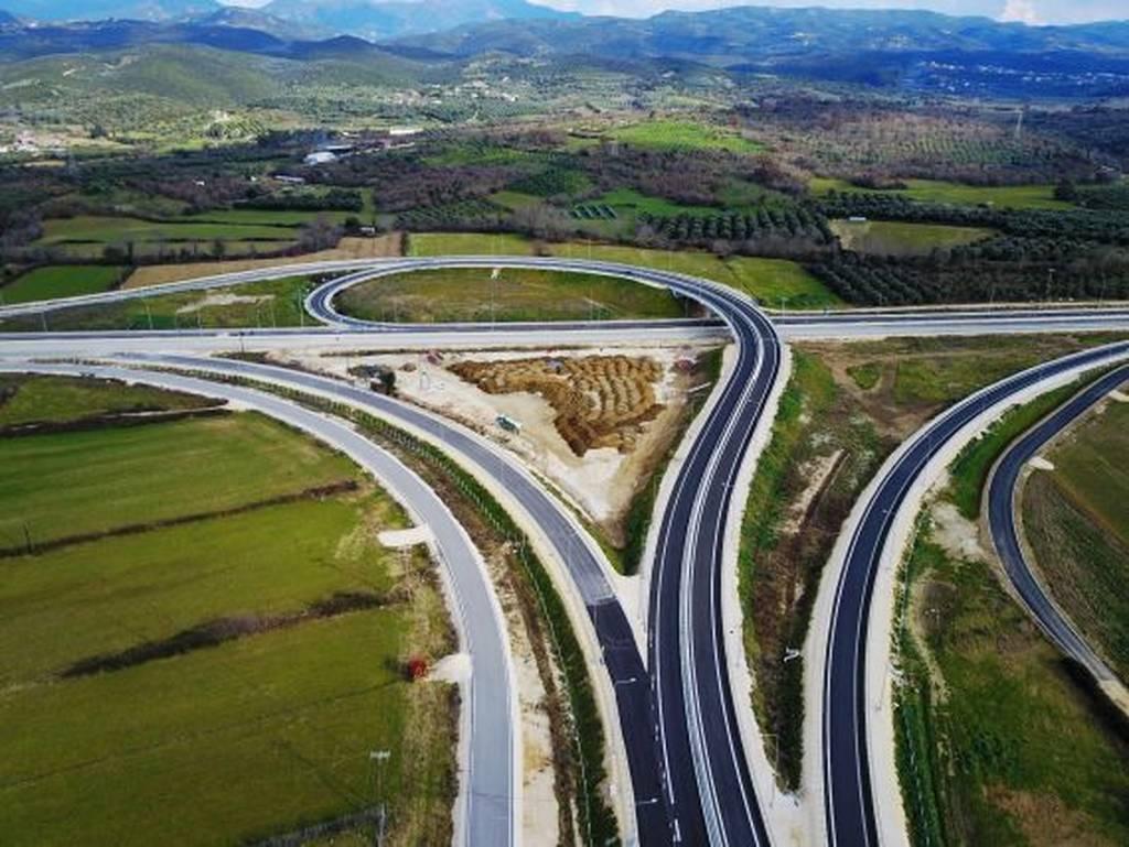 Ιόνια Οδός:Κυκλοφοριακές ρυθμίσεις την Πέμπτη (24/5) στον ανισόπεδο κόμβο Αμφιλοχίας
