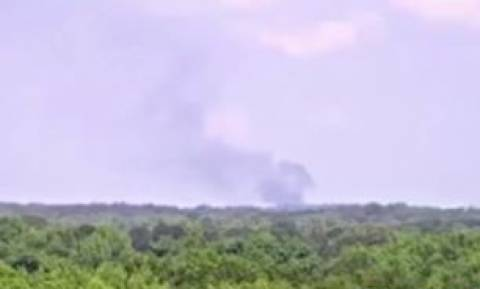 ΗΠΑ: Συνετρίβη στρατιωτικό αεροσκάφος στο Μισισίπι (vid)
