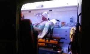 Καλλιθέα: Θύμα δολοφονικής επίθεσης ο φύλακας του πάρκου Δαβάκη (pics&vid)
