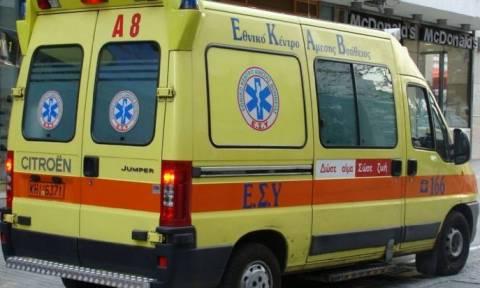 Τραγωδία στη Βέροια: Έπεσε στο κενό από τον τρίτο όροφο