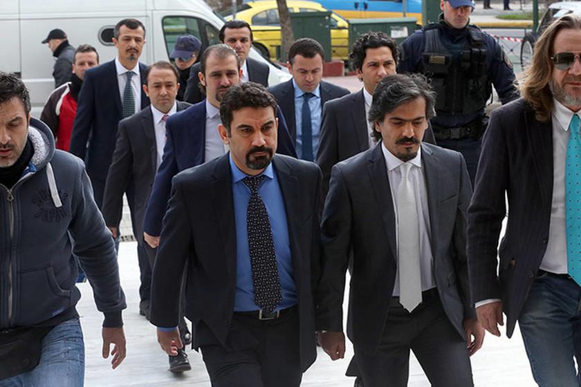 ΕΚΤΑΚΤΟ - ΣτΕ: «Ναι» στη χορήγηση ασύλου σε έναν από τους οκτώ Τούρκους αξιωματικούς