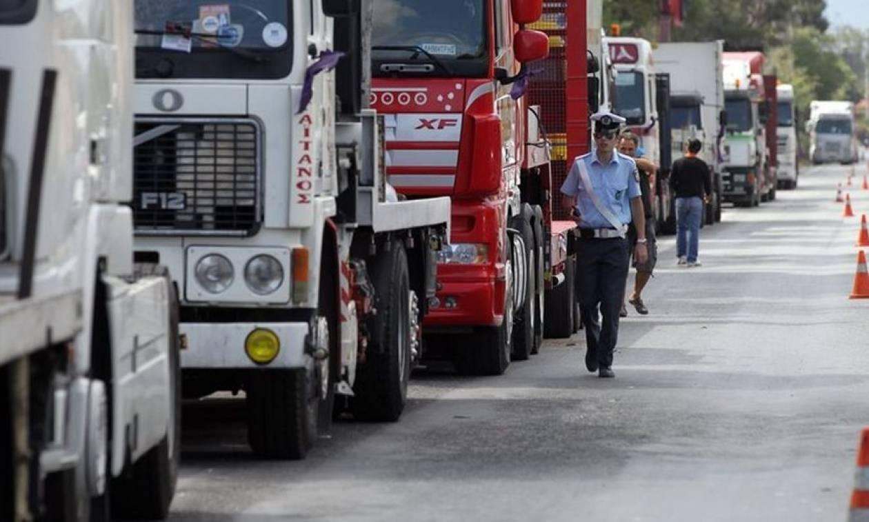Απαγόρευση κυκλοφορίας φορτηγών για το τριήμερο του Αγίου Πνεύματος
