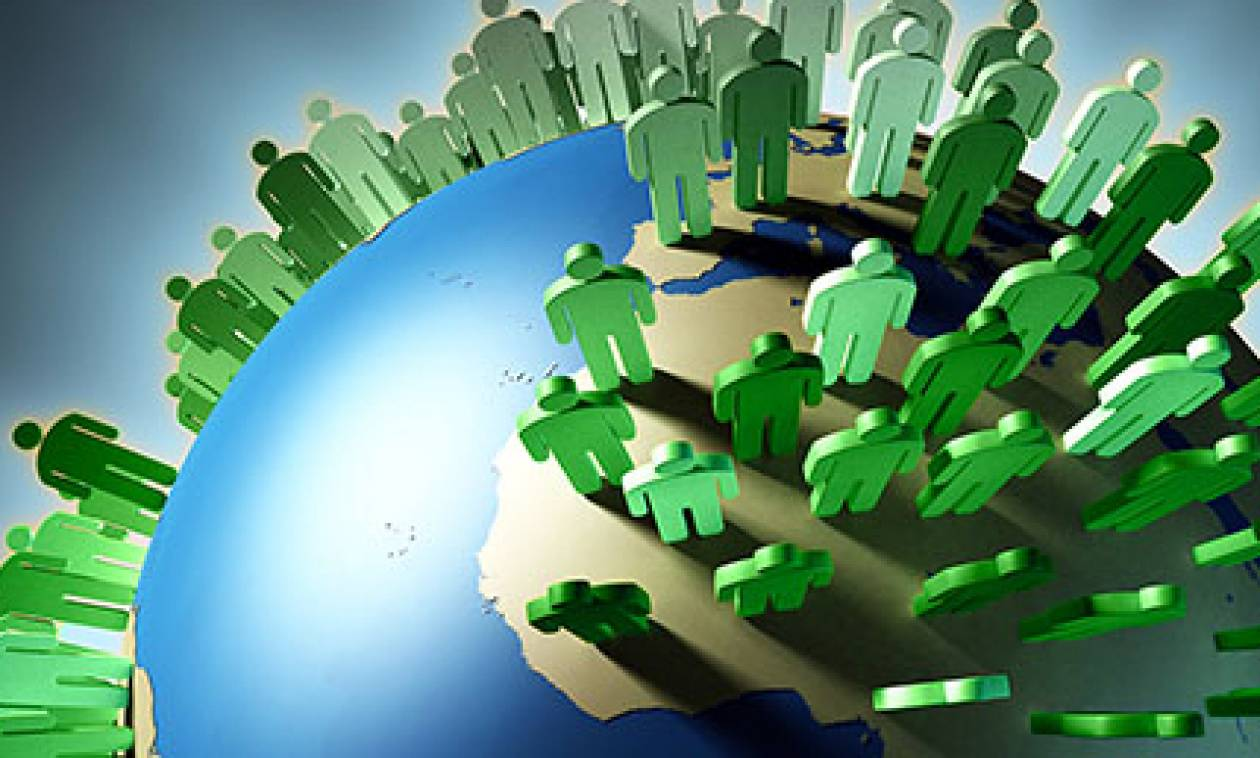 Μόνο το 0,01% της πλανητικής βιομάζας είναι οι άνθρωποι