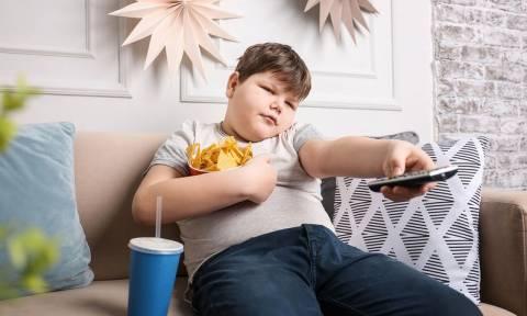 Παιδική παχυσαρκία: Η Ελλάδα «πρωταγωνίστρια» μεταξύ των χωρών της Ευρώπης