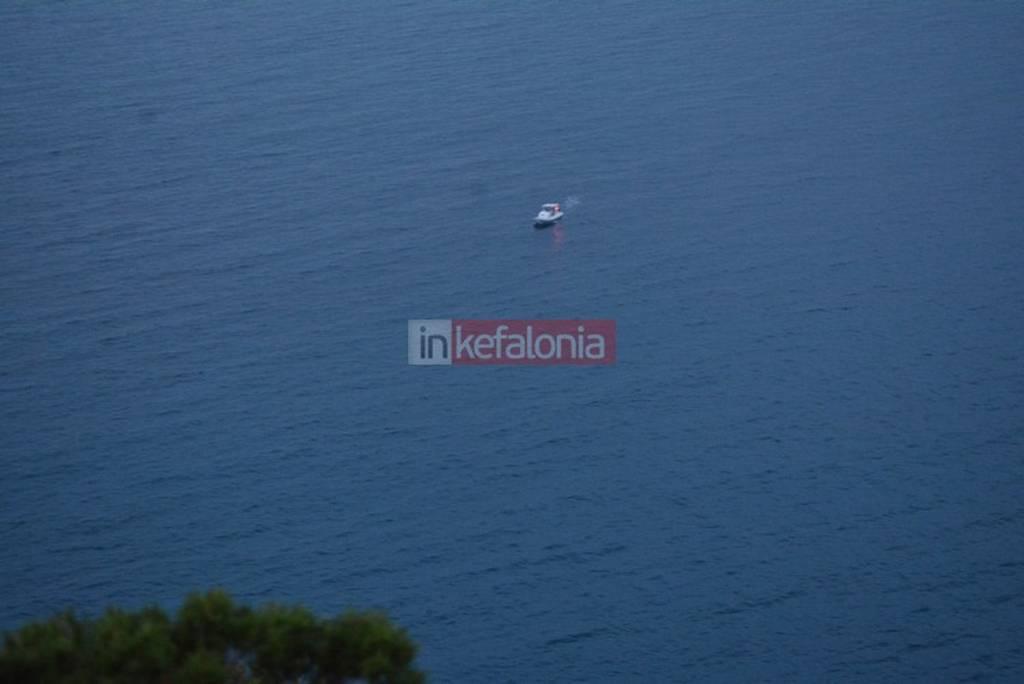 Κεφαλονιά: Νεκρός εντοπίστηκε ο αγνοούμενος ψαροντουφεκάς (pics)