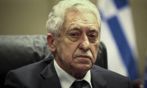Κουβέλης: Κανείς δεν ξέρει πότε θα απελευθερωθούν οι δύο Έλληνες στρατιωτικοί