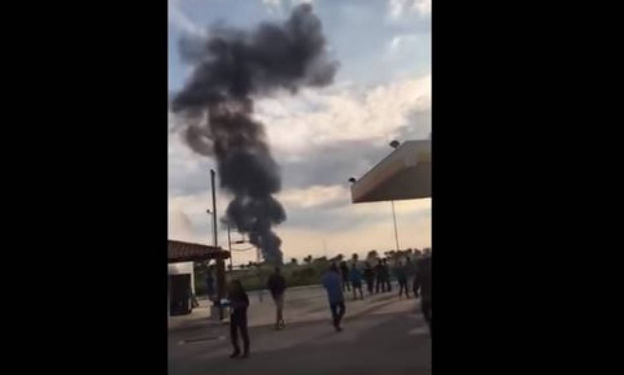 Συνετρίβη μαχητικό αεροσκάφος κοντά στο Ρίο ντε Τζανέιρο (vid)