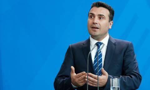 Ζάεφ για Σκοπιανό: Είμαστε κοντά στη λύση