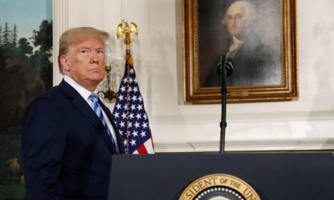 Οι ΗΠΑ χτυπούν με κυρώσεις Τουρκία και Ιράν