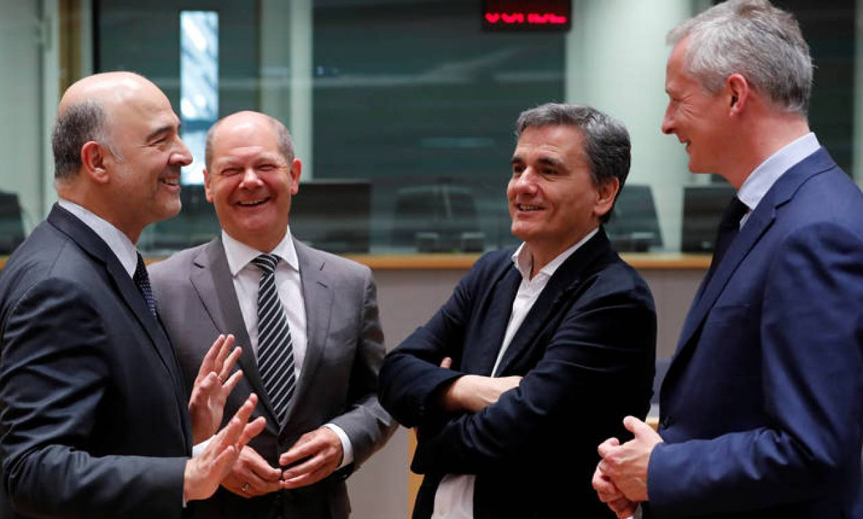 Eurogroup: Καμία συμφωνία Ευρωπαίων - ΔΝΤ για το ελληνικό χρέος