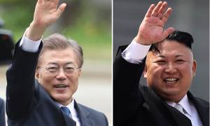 «Σαστισμένος» ο πρόεδρος της Ν. Κορέας: Δεν περίμενα να ακυρωθεί η συνάντηση με τον Κιμ Γιονγκ Ουν