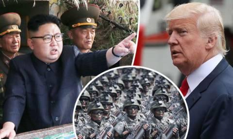 Σε επιφυλακή το Πεντάγωνο: Θα απαντήσουμε σε κάθε πρόκληση από τη Βόρεια Κορέα