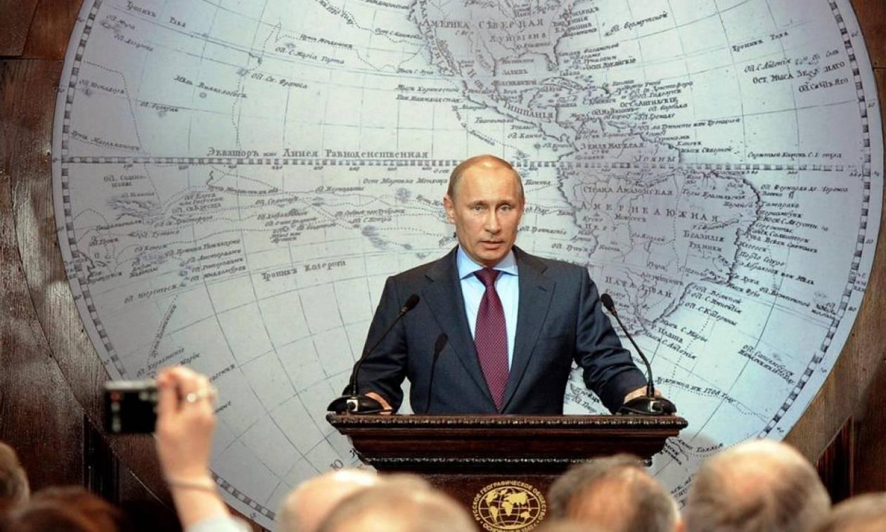 Πούτιν: Εκτιμώ τις προσπάθειες της Ευρώπης στο φλέγον ζήτημα του Ιράν