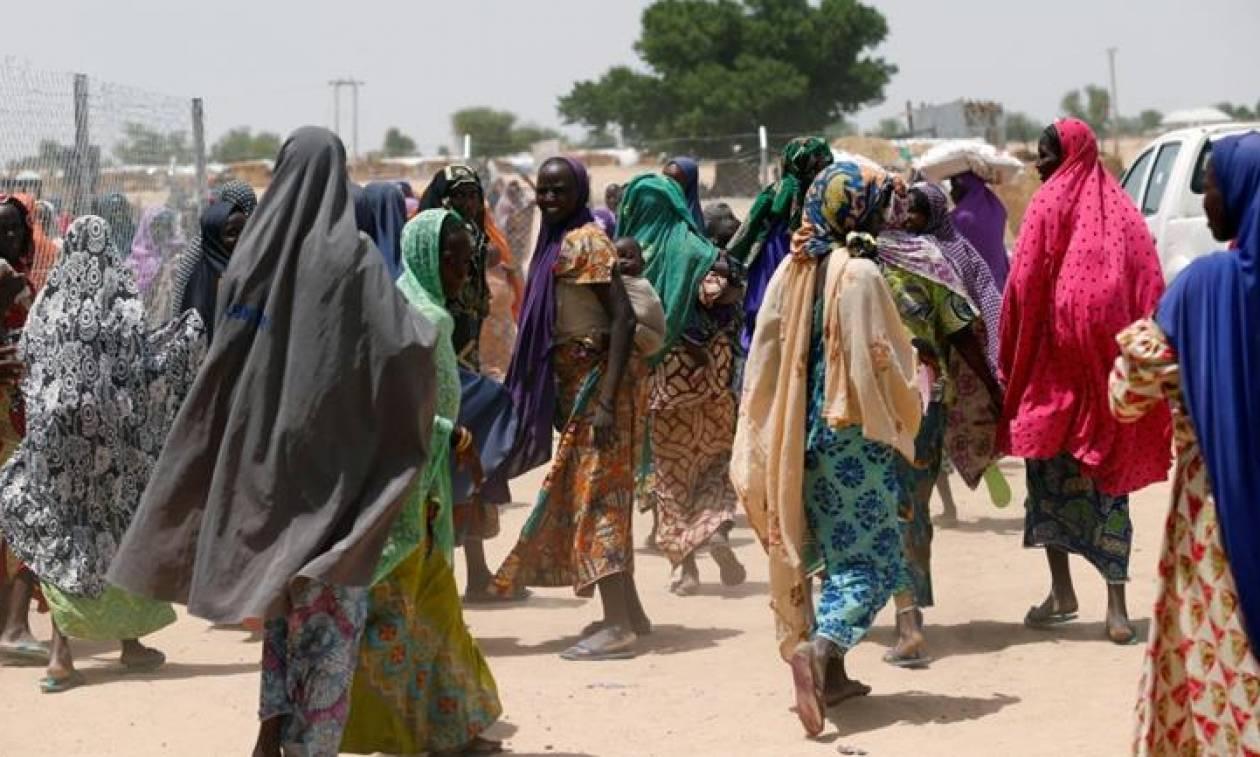Φρίκη στη Νιγηρία: Γλίτωσαν από την Μπόκο Χαράμ και βιάστηκαν από στρατιώτες για λίγο φαγητό