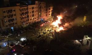 Λιβύη: Επτά νεκροί από έκρηξη παγιδευμένου αυτοκινήτου στη Βεγγάζη
