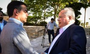 Σκοπιανό: «Πυρετός» διαπραγματεύσεων Κοτζιά - Ντιμιτρόφ για το όνομα