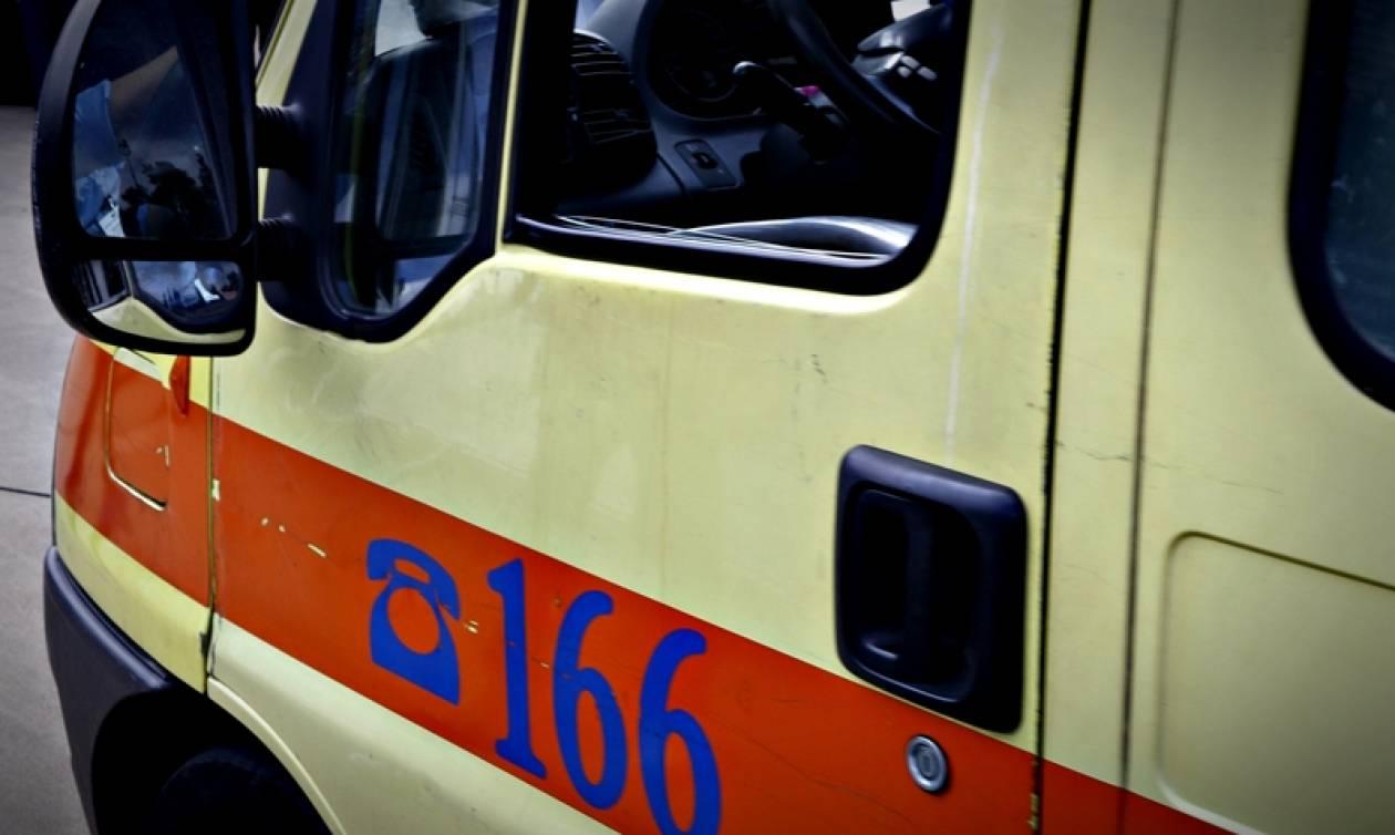 Πέραμα:  Εργάτης τραυματίστηκε πέφτοντας σε αμπάρι πλοίου