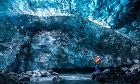 Ανακαλύφθηκαν γιγάντια φαράγγια εκατοντάδων χιλιομέτρων κάτω από πάγους της Ανταρκτικής (Pics)