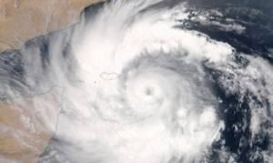 Υεμένη: Πέντε νεκροί και 40 αγνοούμενοι από το πέρασμα του κυκλώνα Μεκούνου (pics)