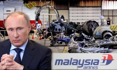 Πούτιν: Το Boeing των Μαλαισιανών Αερογραμμών δεν θα μπορούσε να καταρριφθεί από ρωσικό πύραυλο