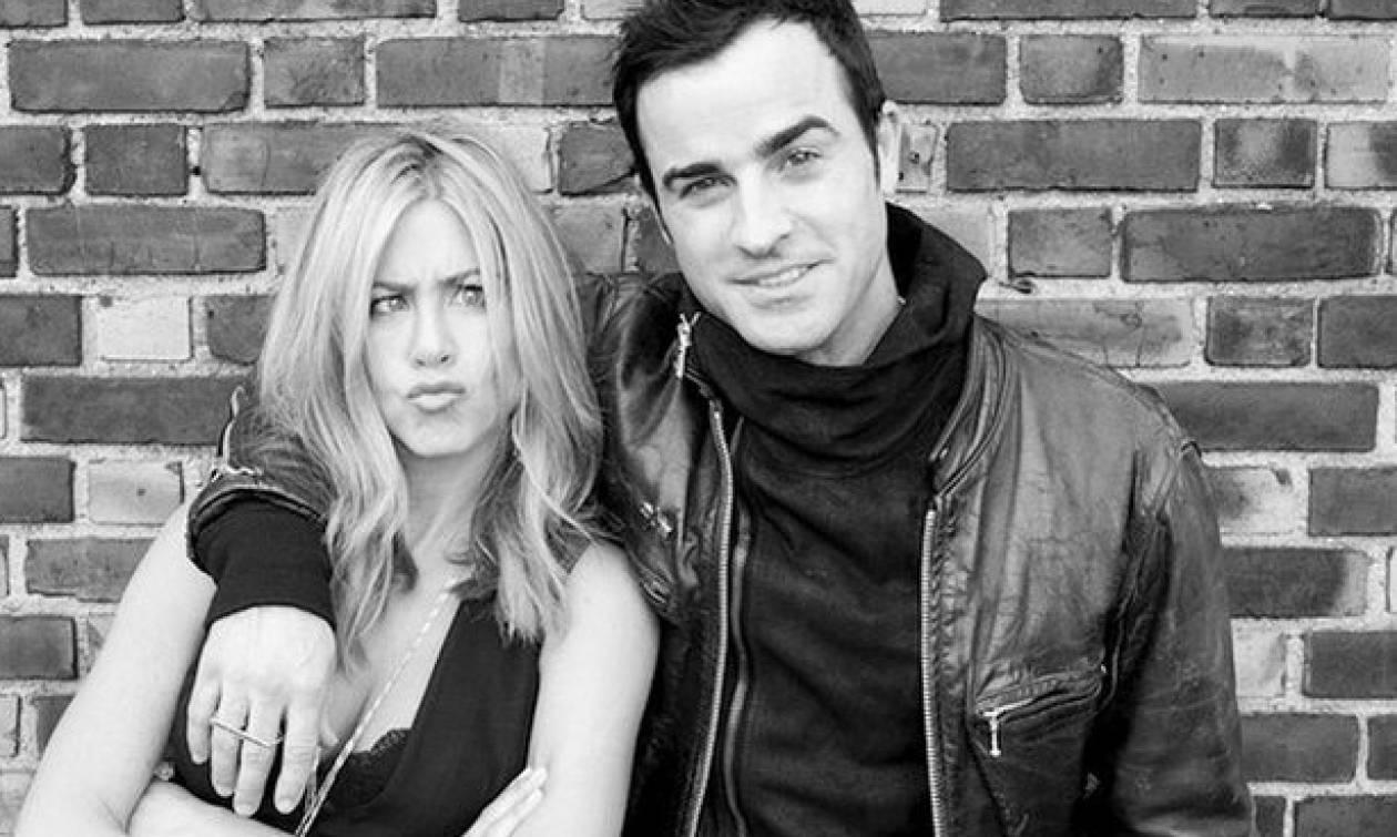 Η έκκληση της Jennifer Aniston στον Justin Theroux! Τι του ζητάει απεγνωσμένα;