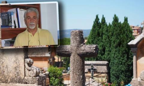 Θλίψη: Πέθανε ο Νίκος Ροδιτάκης