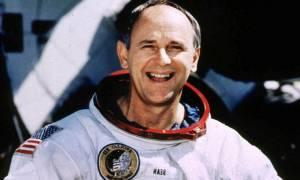 Πέθανε ο τέταρτος άνθρωπος που πάτησε το πόδι του στο φεγγάρι