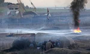 Λωρίδα της Γάζας: Βομβαρδισμοί ισραηλινών αεροσκαφών σε θέσεις της Χαμάς